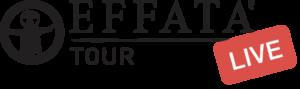 logo Effatà tour LIVE